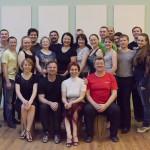общая фотография с матерс класса в Ижевске